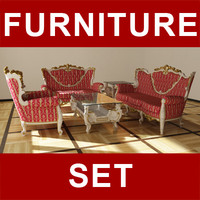 #603 Furniture set