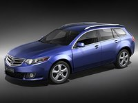 honda accord tourer midpoly max