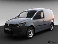 Volkswagen Caddy Kasten 2010