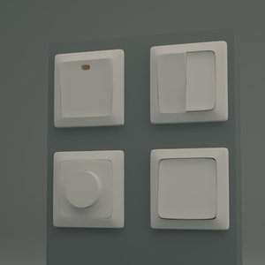 3ds lightswitches light switch