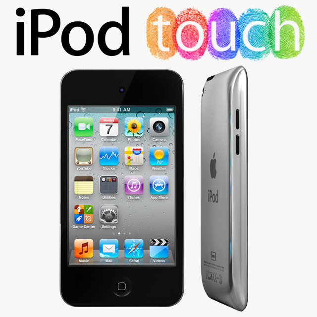 3d ipod touch