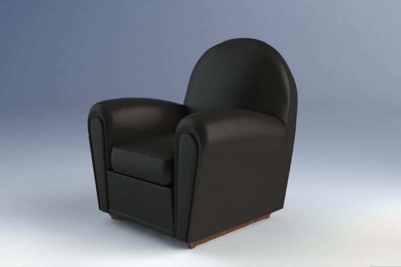 Poltrona Frau Vanity Fair Armchair