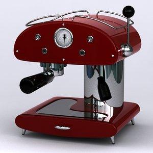 cappuccino machine 3ds
