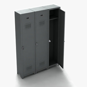 3d ready locker lock