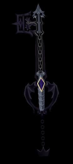 3ds max oblivion keyblade