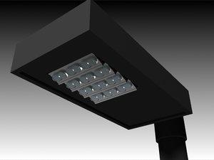3d street lighting led
