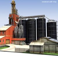 silo facility