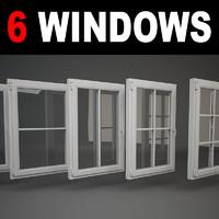 windows 3d model