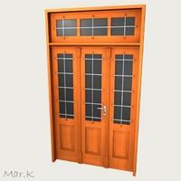 3ds entrance door -