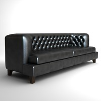 sofa hall rodolfo dordoni 3ds