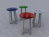 3ds max table bar