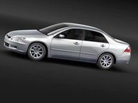 3d honda accord usa 2006