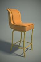 tura - bar chair max