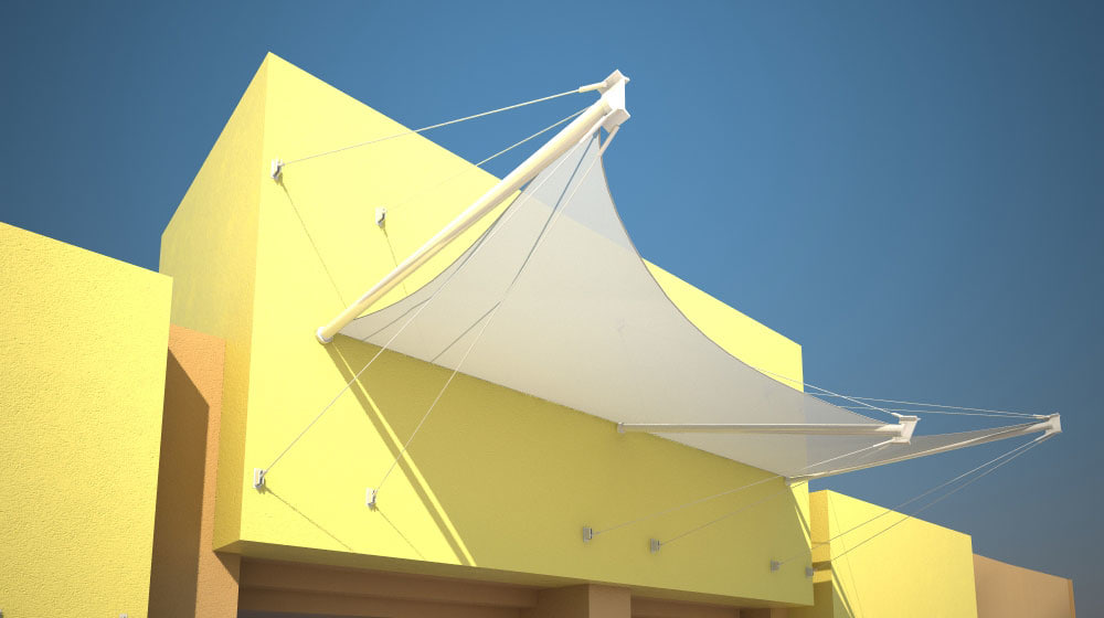 fabric structure max