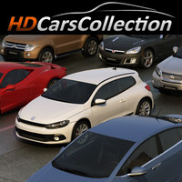 3d hdcarscollection vol 1 car