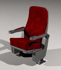 max theater seat