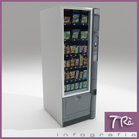 SNACKS MACHINE