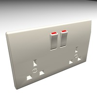 3ds max uk socket