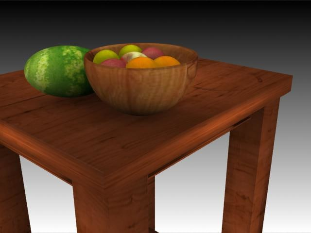 max table fruit