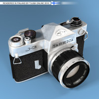 yashica j3 carrara - 3ds