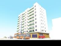 3d apartment model