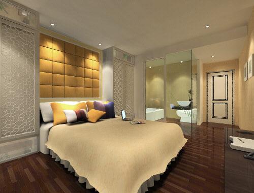 max guest room