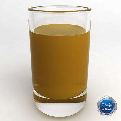 3ds glass orange