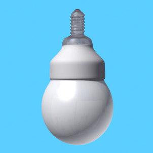 lightbulb light bulb 3d model