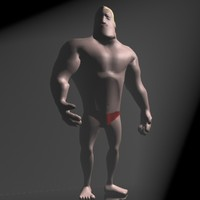 3ds max character man male