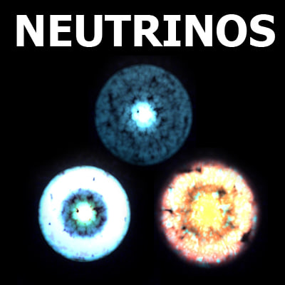 neutrinos electron particle max