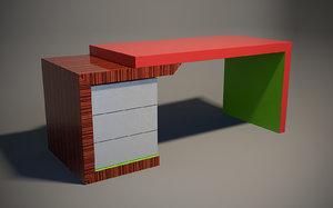 colombostile - zerootto 3d model