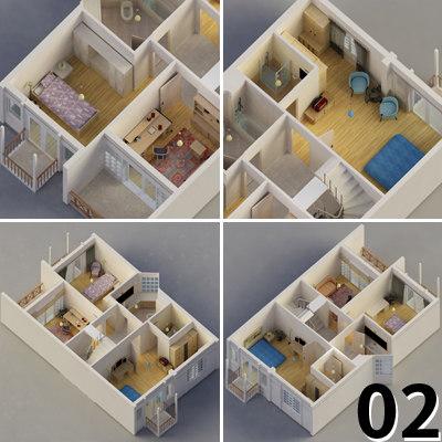 house interior model