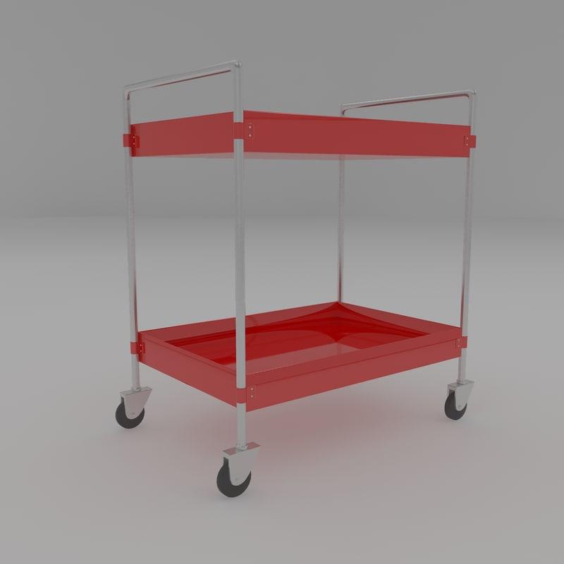 roll cart 3ds