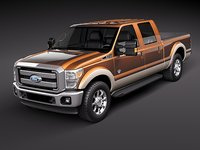 ford f250 superduty 2010
