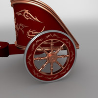 Roman War Chariot version 2