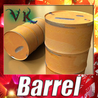 3ds barrel pallet resolution
