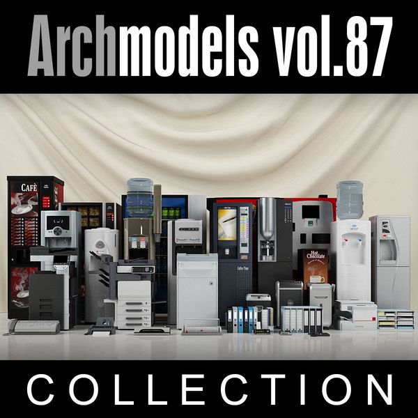 3ds max archmodels vol 87