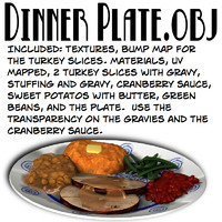 DinnerPlate.obj
