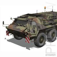 APC M93 Fox - Tpz Fuchs