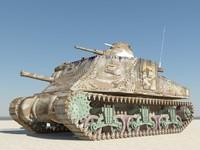 3ds m3 medium tank