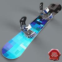 Snowboard V4