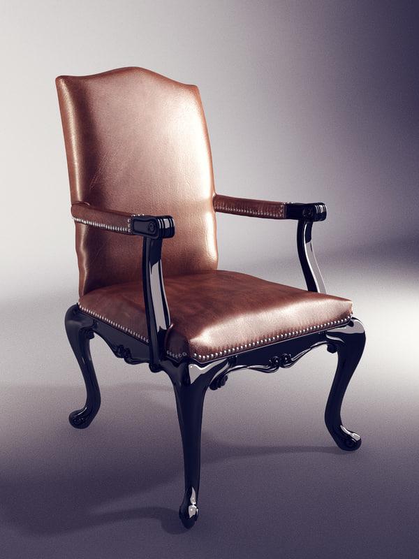 obj chair