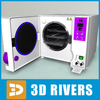 Autoclave by 3DRivers