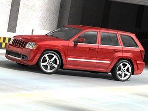 max jeep grand cherokee srt8