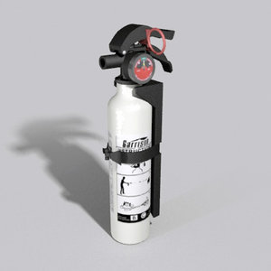 3d 3ds extinguisher