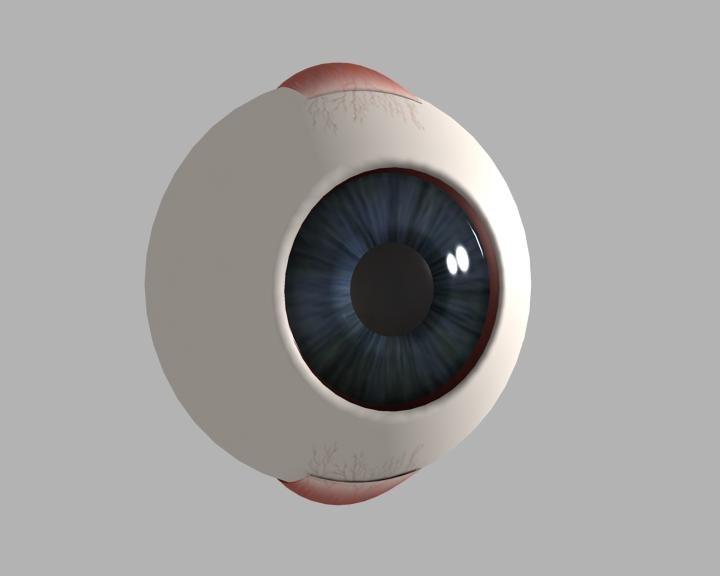 obj eye
