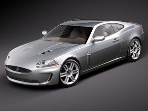 3d xkr xk r 2010 model