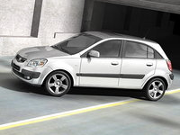 kia rio sedan hatchback 3d 3ds