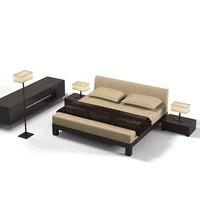 3d model poliform modern contemporary