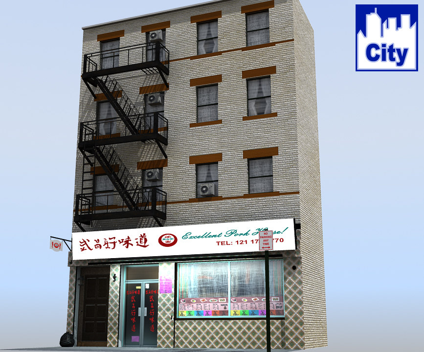 maya chinese restaurant city build